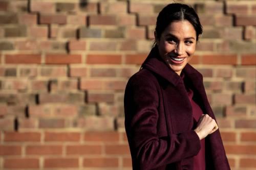 Meghan Markle, le foto della gravidanza 4