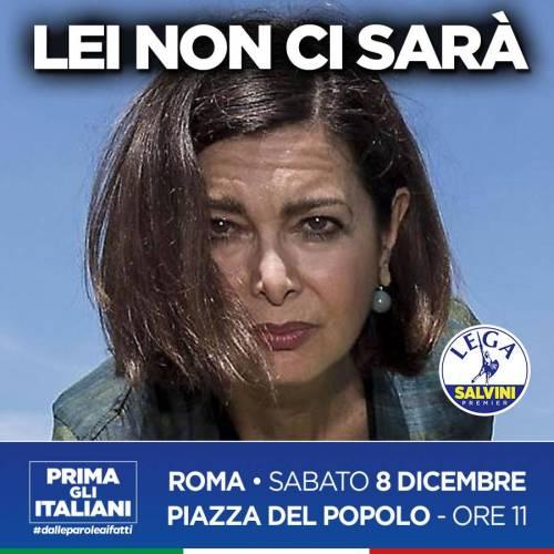 """Boldrini, Saviano & Co. """"testimonial"""" della Lega: la campagna di Salvini 3"""