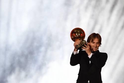 Il Milan sogna Modric: il croato strizza l'occhio ai rossoneri