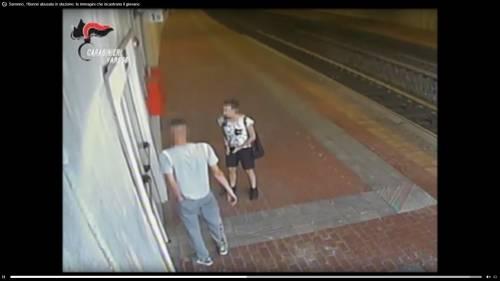 Svolta nella violenza alla stazione di Saronno: un video e il Dna incastrano un 22enne italiano
