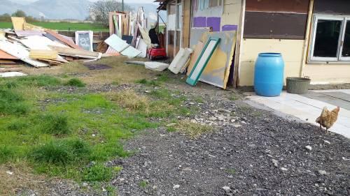 Nel campo rom senza acqua, senza bagni e colmo di rifiuti 22