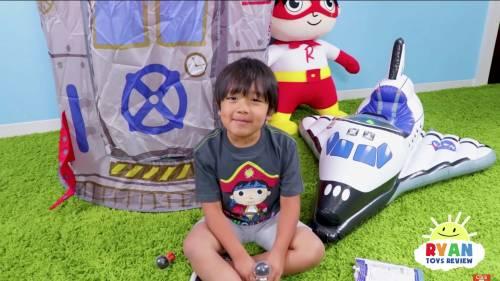 YouTube: Ryan, 8 anni, milionario coi giochi
