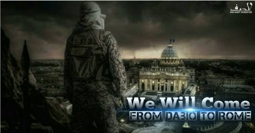 Simpatizzanti dello Stato islamico invocano attentati contro il Vaticano