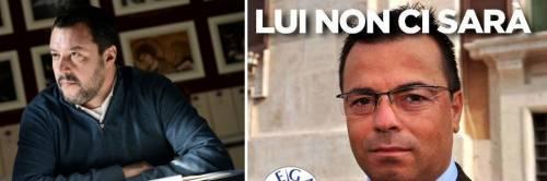 """Gli sciacalli contro Buonanno. Il post choc: """"Lui non ci sarà"""""""