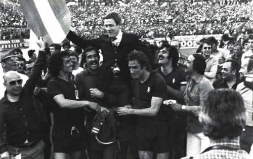 Addio a Gigi Radice Costruì la leggenda del Toro all'olandese
