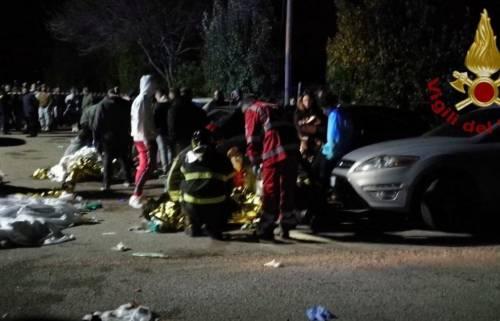 Tragedia in discoteca ad Ancona: 6 morti nella calca 4