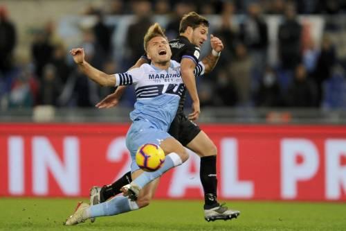 Lazio-Sampdoria, partita pazza: 2-2 ricco di emozioni all'Olimpico