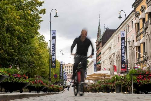 """La """"rivoluzione verde"""" di Oslo: auto non entreranno nel centro"""