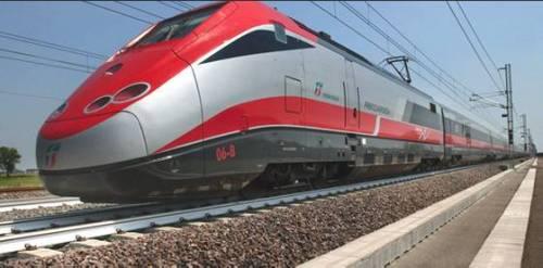 """Alla Puglia piace il treno """"Frecciarossa"""""""