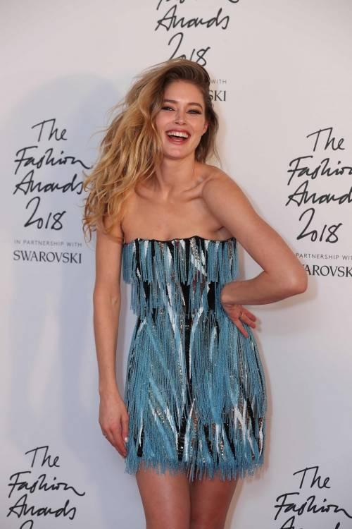 British Fashion Awards, i look più  sexy 5