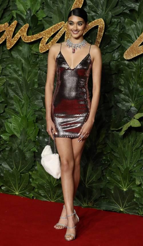 British Fashion Awards, i look più  sexy 7
