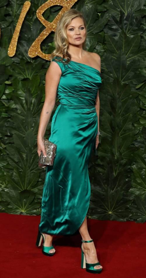 British Fashion Awards, i look più  sexy 1