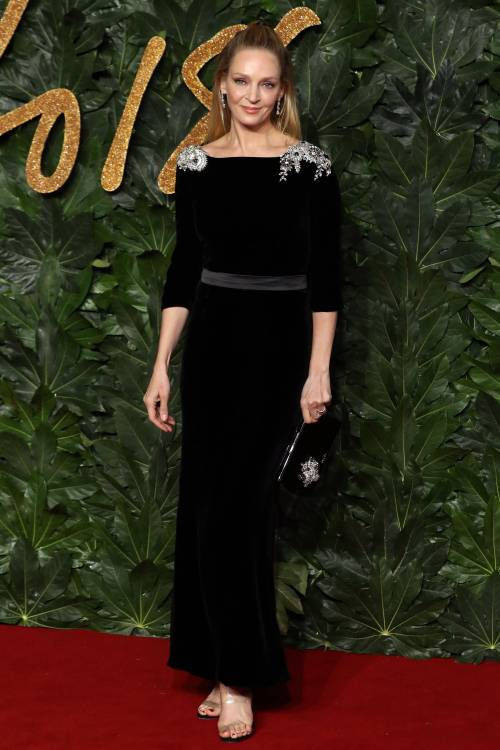 British Fashion Awards, i look più  sexy 4