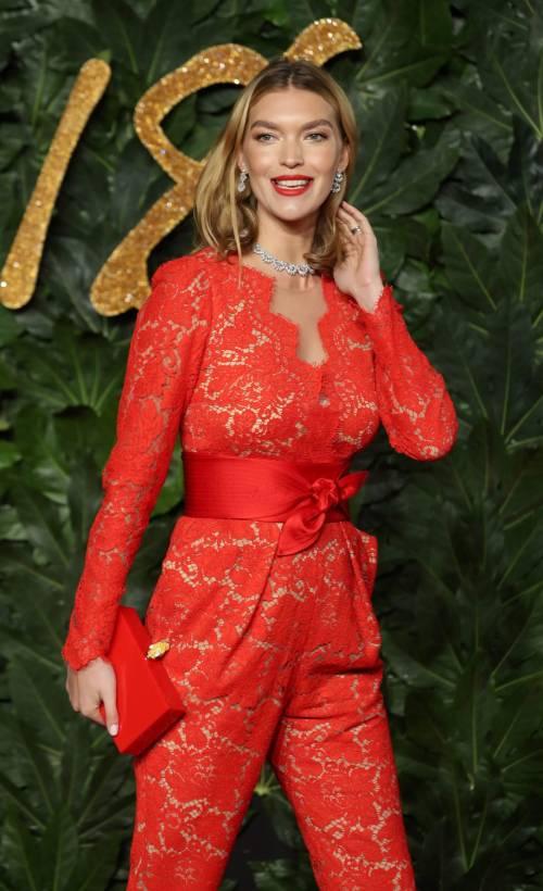 British Fashion Awards, i look più  sexy 6