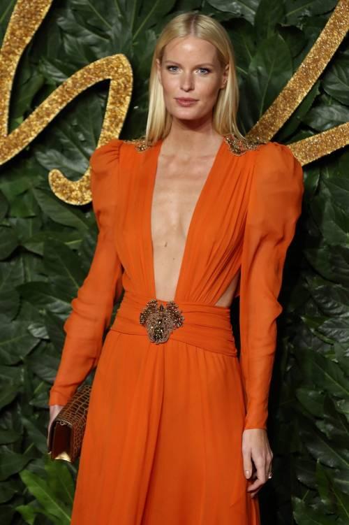 British Fashion Awards, i look più  sexy 9
