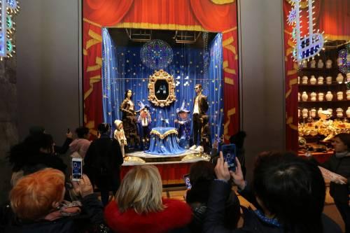 Dolce & Gabbana alla Rinascente