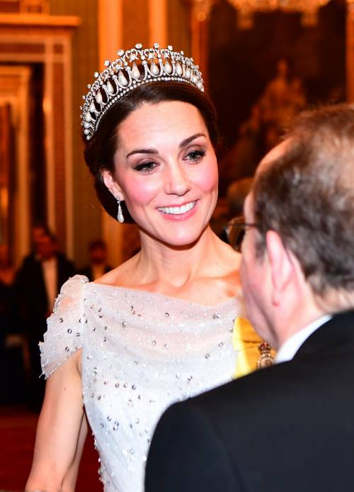 Kate Middleton, icona di stile: foto 3