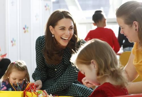 Kate Middleton, icona di stile: foto 5
