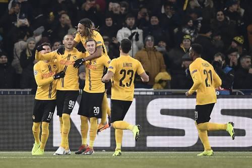 Per la Juve sconfitta indolore contro lo Young Boys: gli svizzeri vincono 2-1