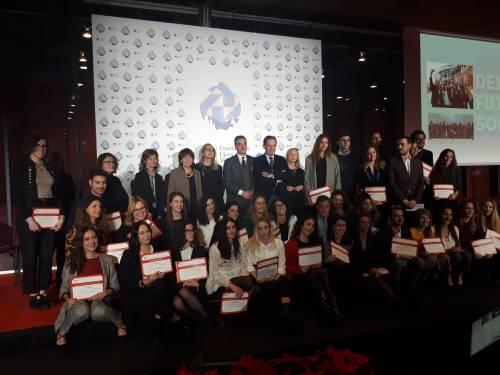 Fondazione Fiera, consegnati diplomi e borse di studio agli studenti dell'Accademia