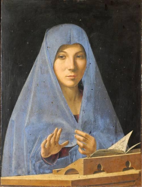Antonello da Messina e la magia dell'arte apolide