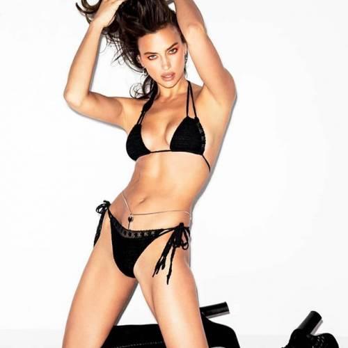 Irina Shayk sexy su Instagram: gli scatti dell'ex fiamma di Cristiano Ronaldo 2