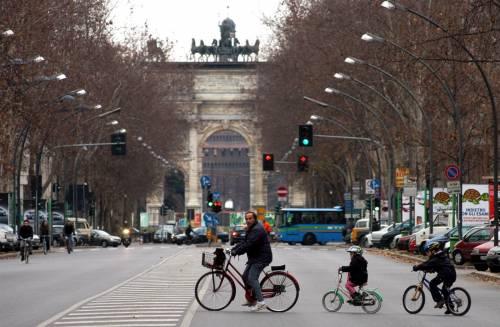 Nuovo codice della strada, ciclisti potranno andare contromano