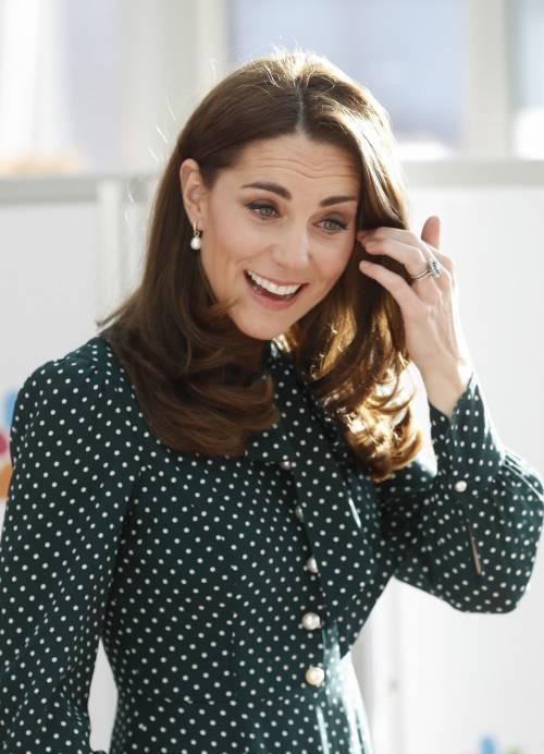 Kate Middleton e il Principe William con i bimbi in ospedale: foto 3