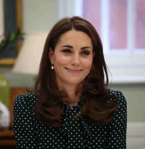 Kate Middleton e il Principe William con i bimbi in ospedale: foto 5