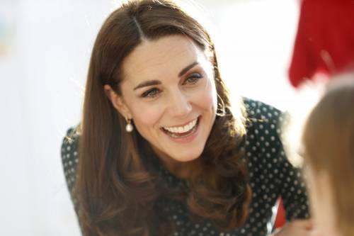 Kate Middleton e il Principe William con i bimbi in ospedale: foto 1