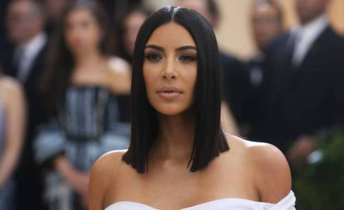 Kim Kardashian semi-nuda su Instagram: foto 5