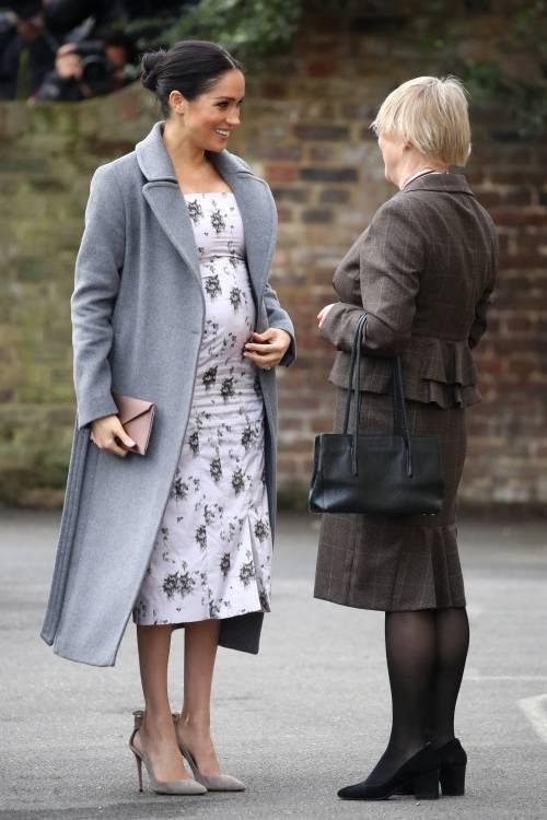 Meghan Markle e Kate Middleton, le duchesse in foto 7