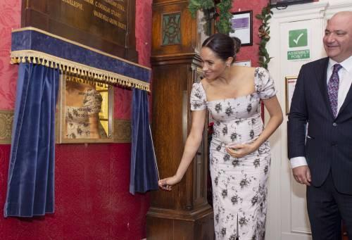 Meghan Markle e Kate Middleton, le duchesse in foto 13