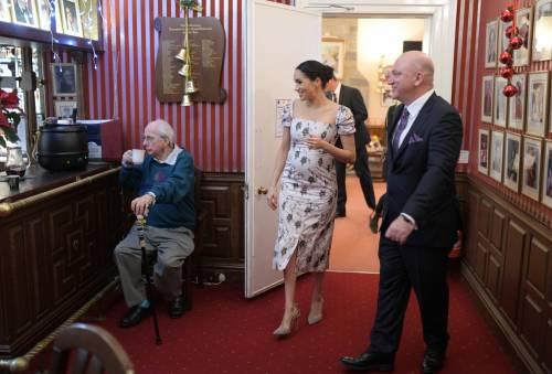 Meghan Markle e Kate Middleton, le duchesse in foto 15