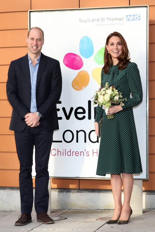Meghan Markle e Kate Middleton, le duchesse in foto 9