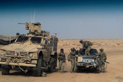 Siria, le forze curde continueranno a combattere l'Isis se la Turchia non attacca