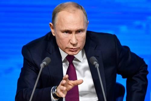 """Putin: """"Rischio di una guerra nucleare e della fine della civiltà"""""""