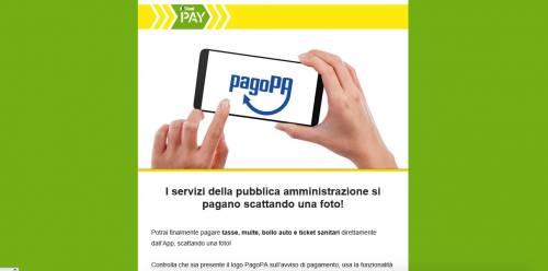 SisalPay, i bollettini si pagano con l'App scattando una foto