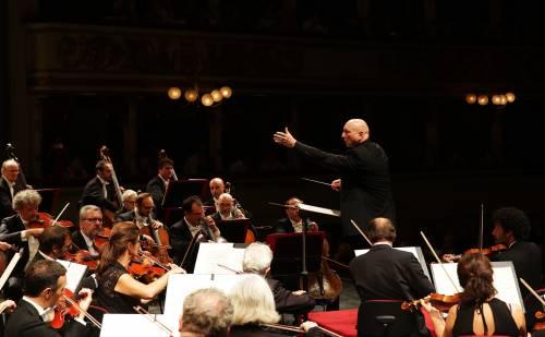 Gli auguri a suon di Mozart e Vivaldi