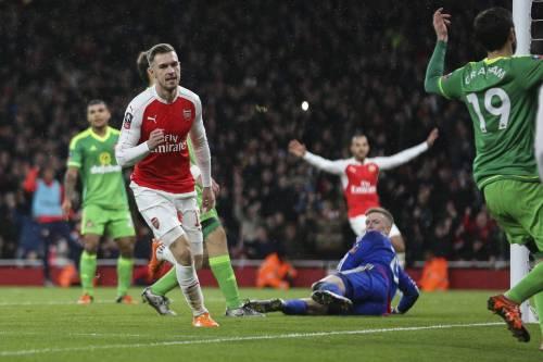 Marotta tenta il colpo: Ramsey nel mirino