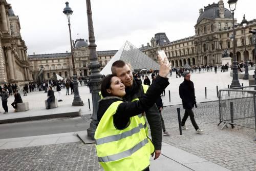 Montmartre, Caen, Ventimiglia: ancora proteste dei gilet gialli 5