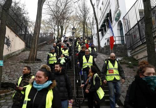 Montmartre, Caen, Ventimiglia: ancora proteste dei gilet gialli 4