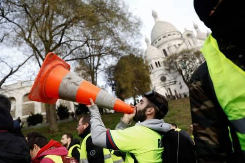 Montmartre, Caen, Ventimiglia: ancora proteste dei gilet gialli 3