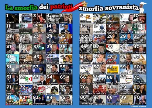 """Arriva la """"smorfia sovranista"""" di Fratelli d'Italia: Macron è """"'o morto"""""""