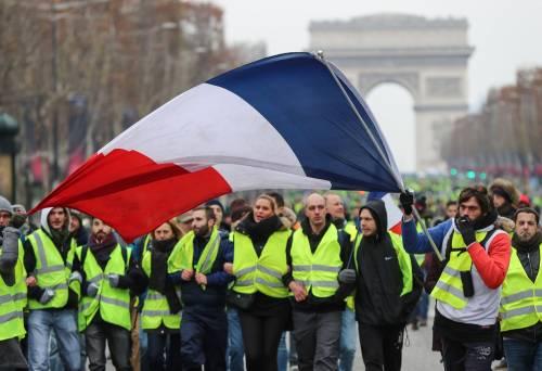 Parigi: arrestato Eric Drouet, leader dei gilet gialli