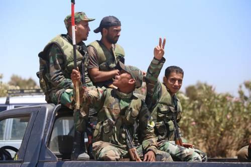 I curdi chiedono aiuto ad Assad. L'esercito siriano arriva a Manbij