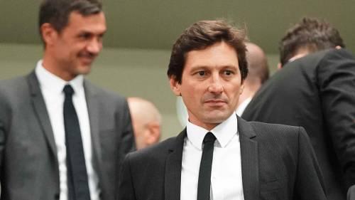 """Leonardo: """"Higuain meglio di Piatek? Aprite gli occhi"""""""
