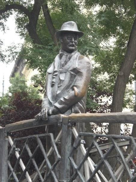 Rimossa a Budapest la statua di Imre Nagy, l'eroe anti-sovietico