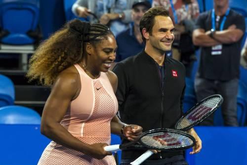 """Coronavirus, Serena Williams: """"Questa è una cosa seria, starò isolata per 6 settimane"""""""