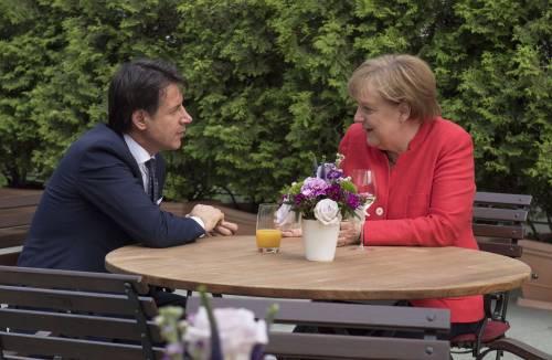 """La rivelazione di Conte: """"Merkel votò per conto dell'Italia. Le diedi io la delega..."""""""